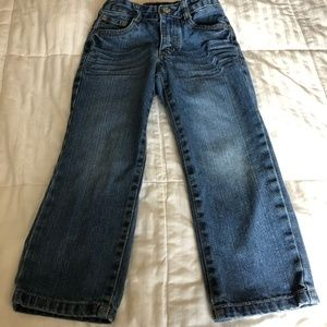 Mini Boden Toddler Boy Jeans size 4T w/adjustable